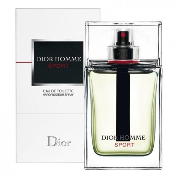 Dior homme sport eau de toilette 125ml vaporizador