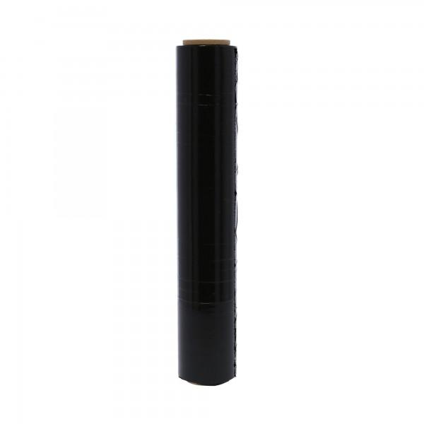 Film estirable 50cm 2kg 30 micras negra