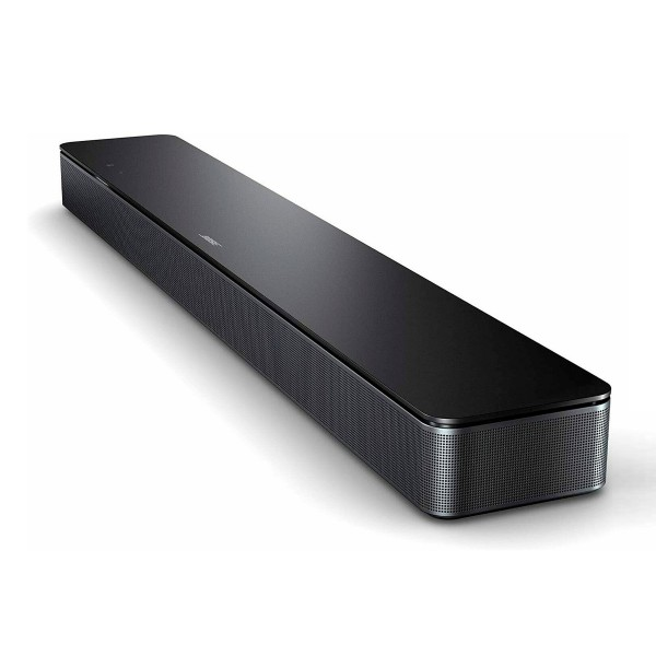 Bose smart soundbar 300 negro barra de sonido inteligente compacta con  wifi, bluetooth y compatible con airplay 2