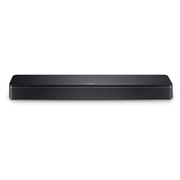 Bose tv speaker negro barra de sonido compacta con  bluetooth