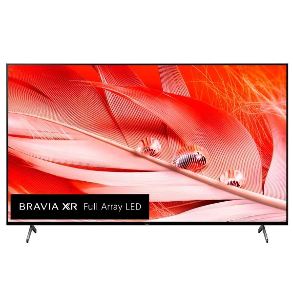 """Sony bravia xr75x90jaep tv 75"""" 4k uhd/hdr/full array led/smart tv"""