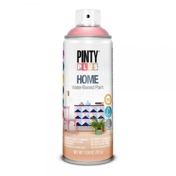 Pintura en spray pintyplus home 520cc ancient rose hm118